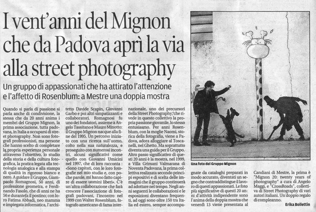 Il Mattino di Padova 8 Maggio 2016002