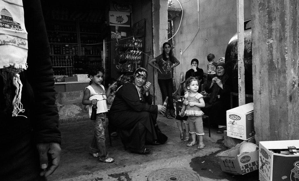 sabra-shatilla-refugee-camp-beirut-libano-2009